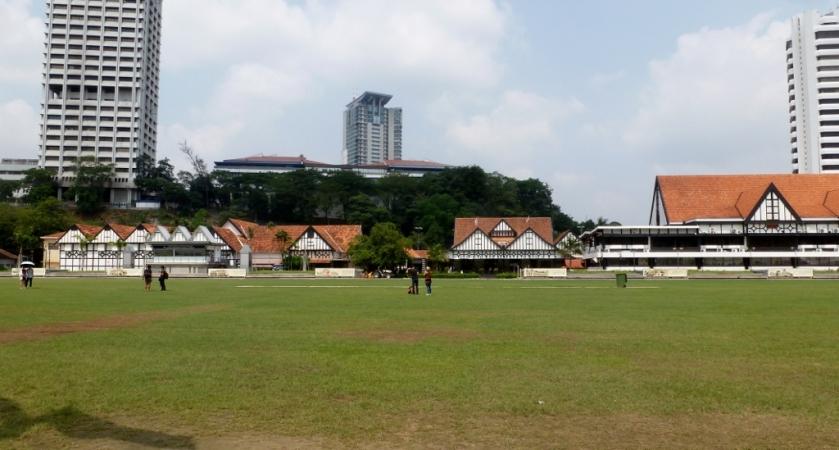 The Selangor Club.