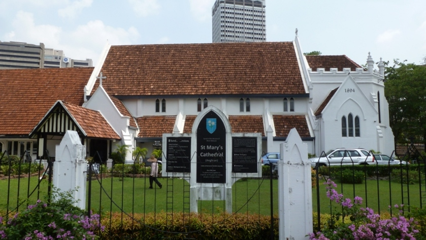 St. Mary's Cathedral, synod of West Malaysia.
