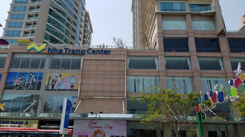 The Mall at Nha Trang Center