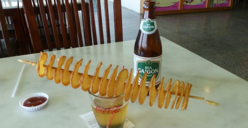 I don't think this would be considered a well balanced lunch!