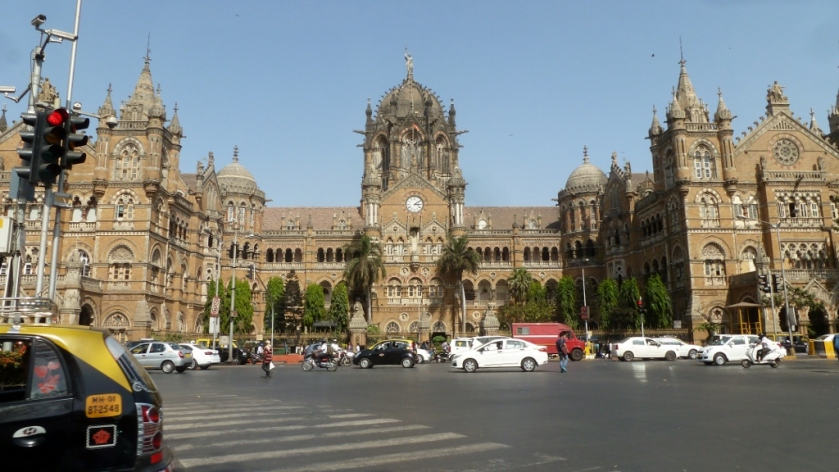 Victoria Terminus, Mumbai Train Station