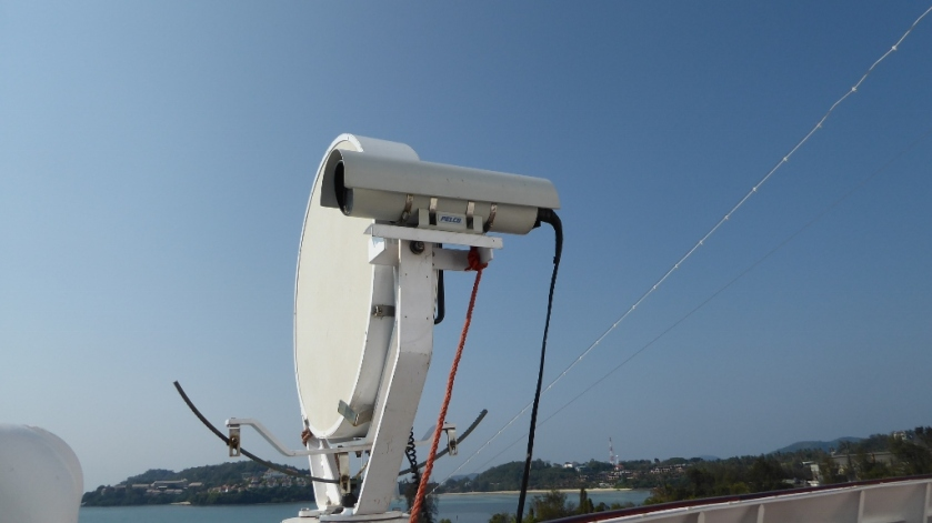 LRAD, Working End