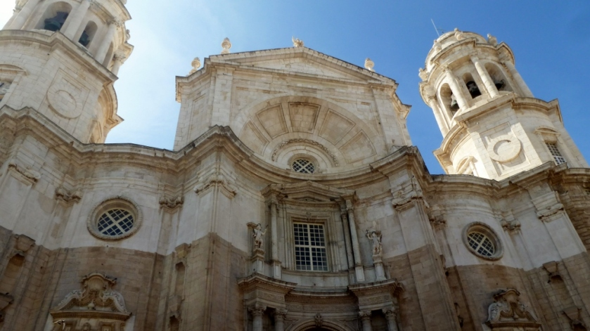 The Cadiz Cathedral