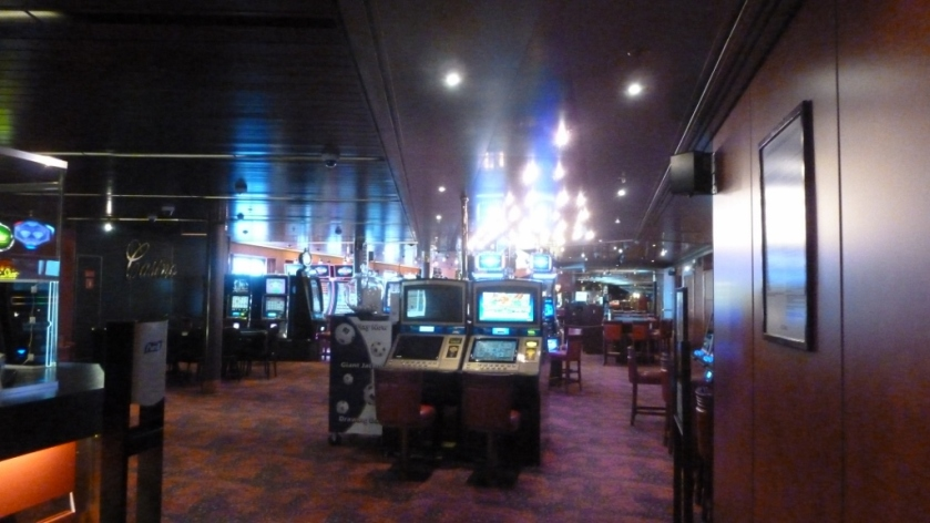 Slot machines ae always waiting!