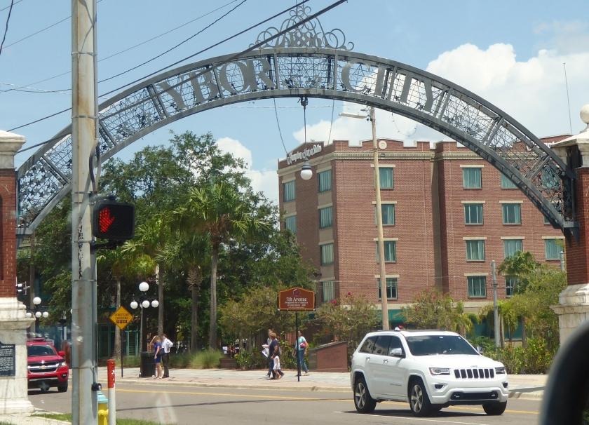 7th Avenue district Ybor City, Florida