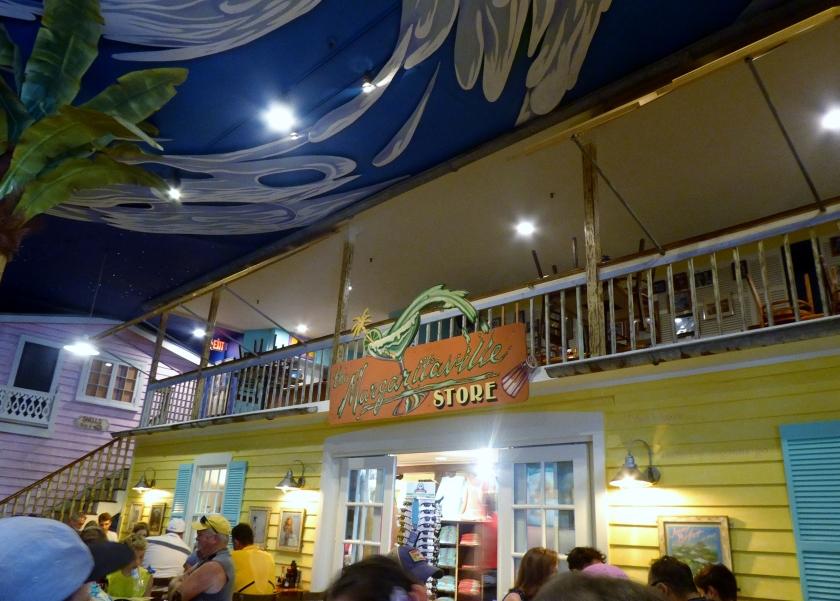 JimmyBuffett's Margaritaville Cafe.