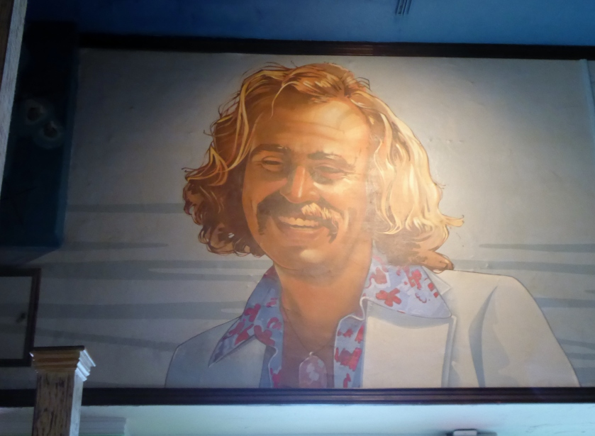 This is what Jimmy Buffett looked like back in the day!