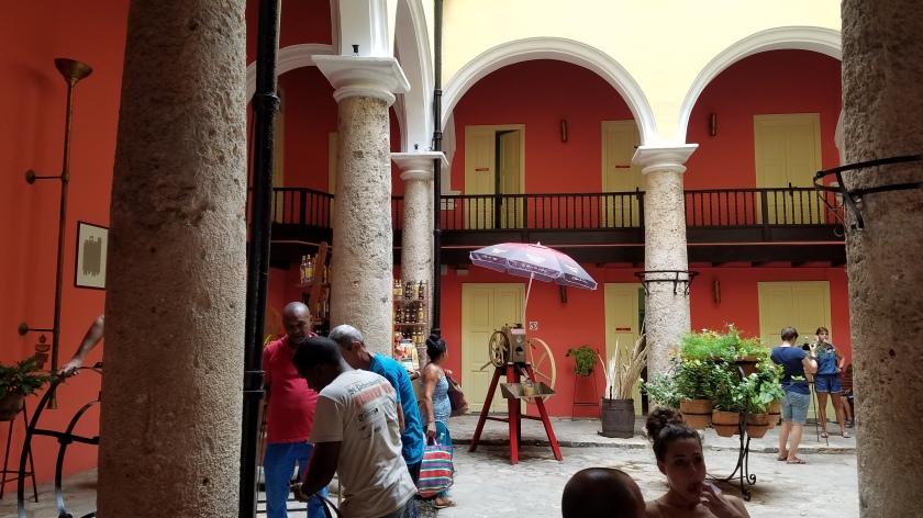 The Rum Museum