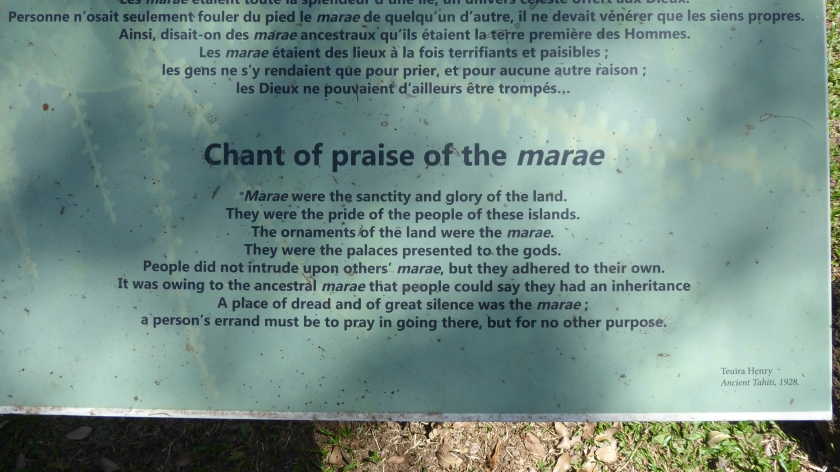 story of the marae
