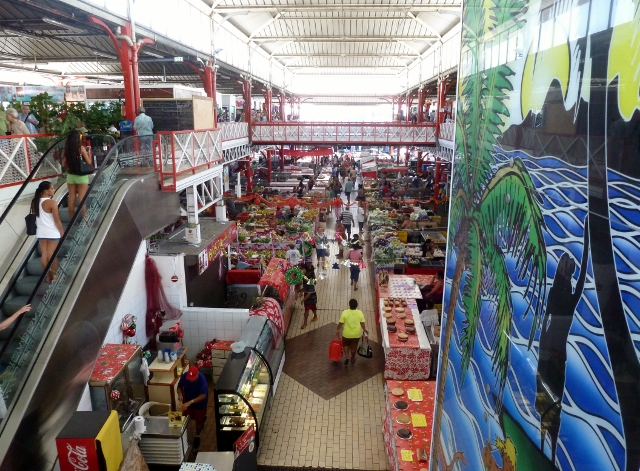 Papeete Public Market