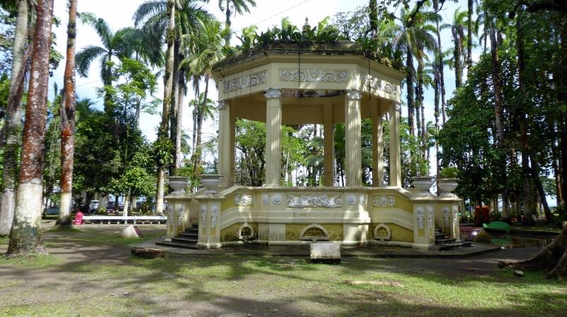 Vargas Park Bandstand
