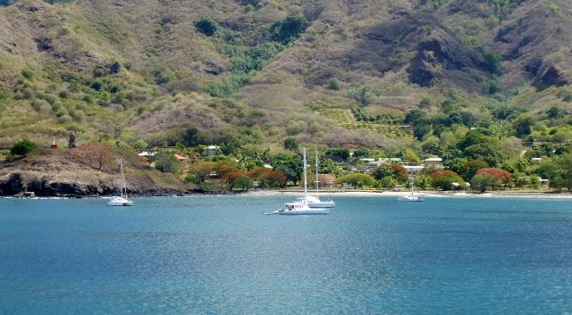 Bay of Taiohea