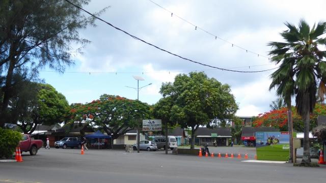 The Punanga Nui Market