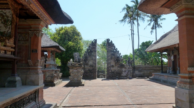 The Batuan Temple
