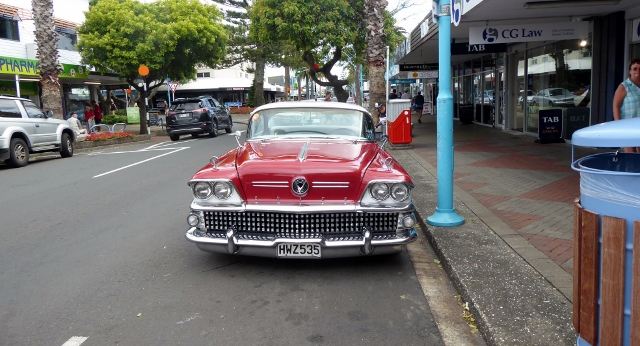 Old car just like the Buick in Cuba!  And it is a Buick!