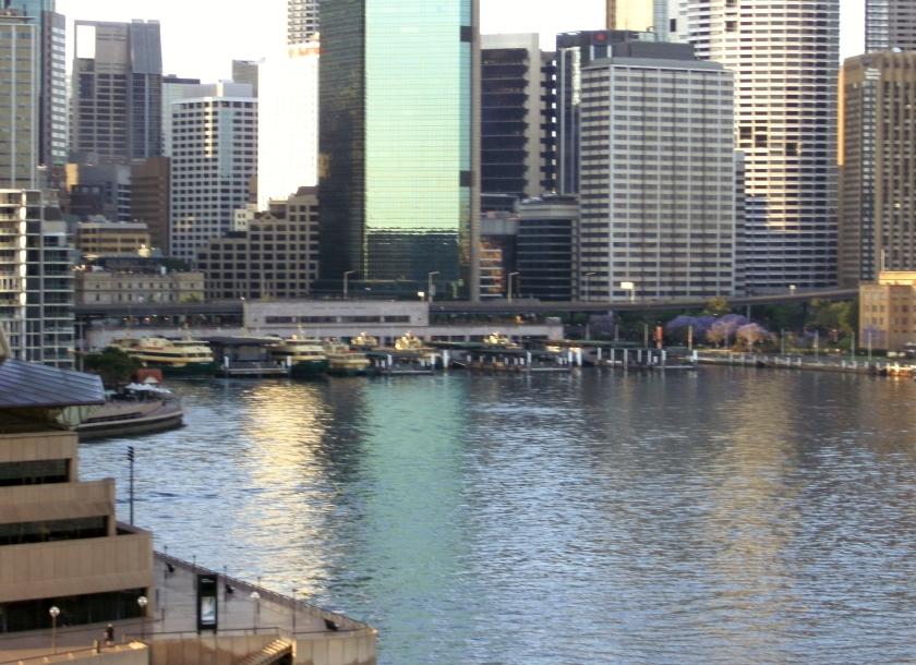 Circular Quay/Sydney Harbour