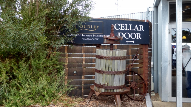 Dudley Winery, Oldest On Kangaroo Island