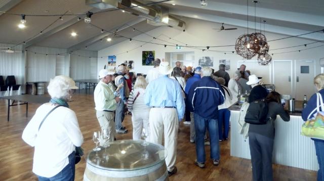 Dudley Winery Tasting Room