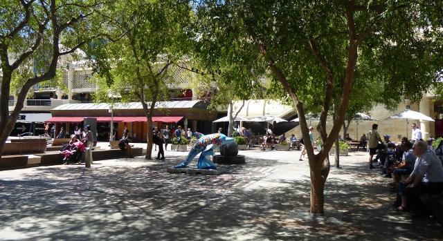 Hay Street Pedestrian Mall