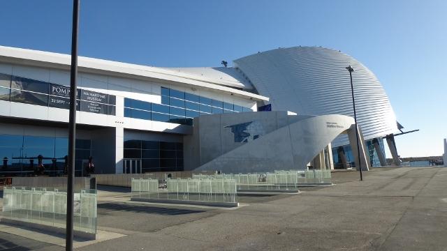 The Western Australia Maritime Museum.