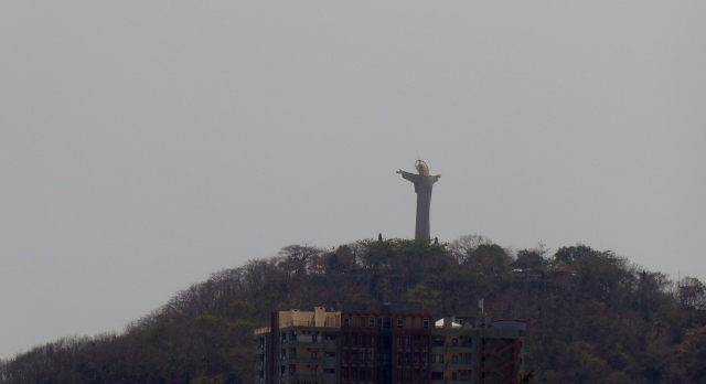 The Vung Tau version of Christ the Redeemer!