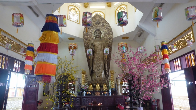 Chua Phat Linh Buddhist Temple