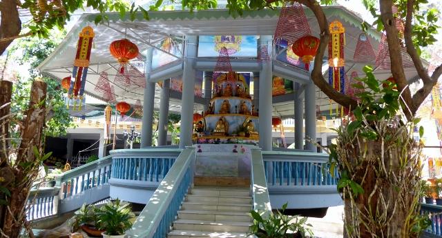 Chua Linh Son Temple in Vung Tau