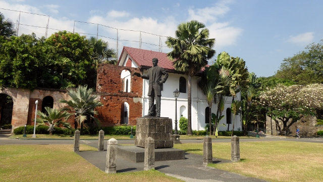 Statue of Jose Rizal