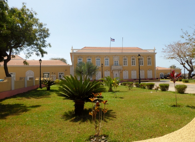 The Presidential Residence