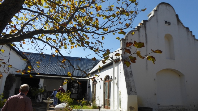 The De Waal Winery