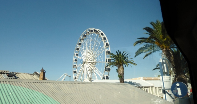 The Cape Wheel at the Victoria & Alfred Waterfront.