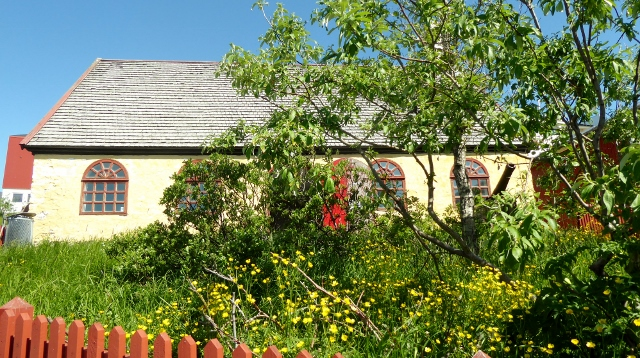 The Qaqortoq Cultural Museum.