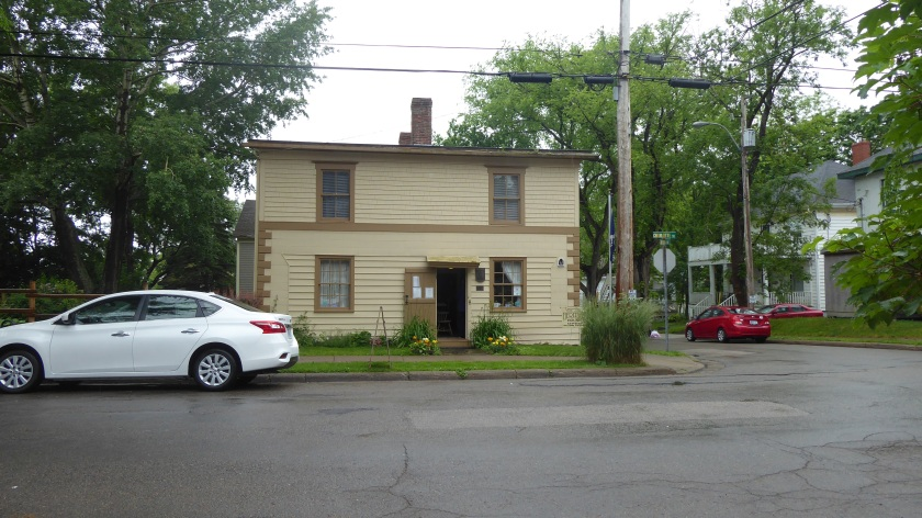 The Jost House is the oldest house in Sydney.