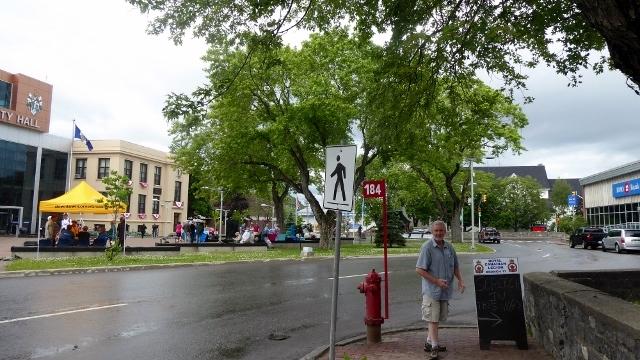 Downtown Corner Brook