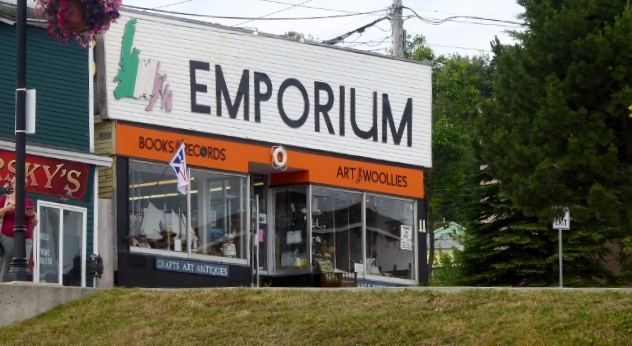 Emporium for all things Corner Brook.