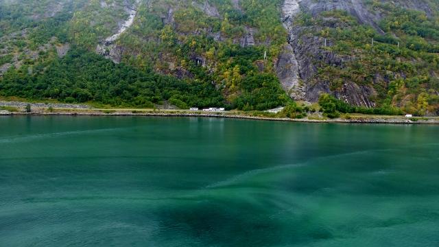 Hardanger Fjord.