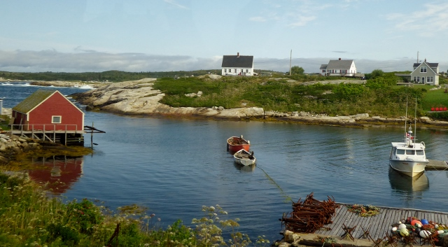 Beautiful Peggy's Cove