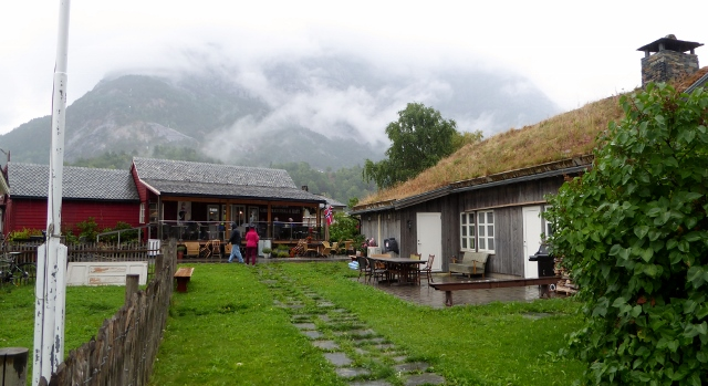 Cafe and Turf House