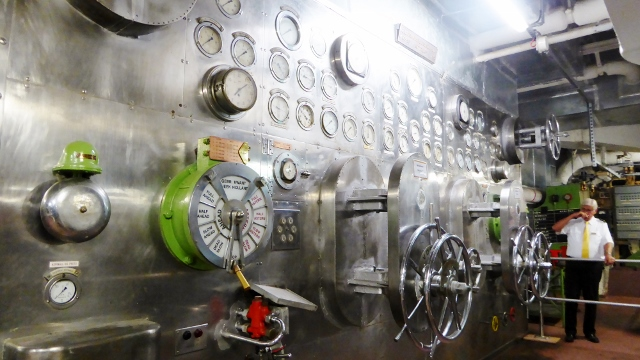 Engine Room Controls