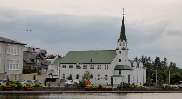 Frikirkjan i Reykjavik Church