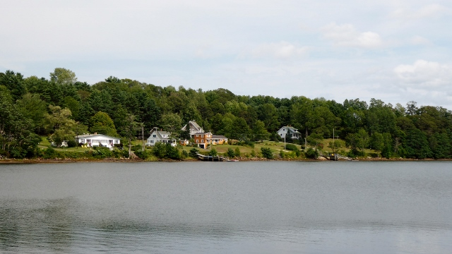 Mahone Bay looks like a charming community.