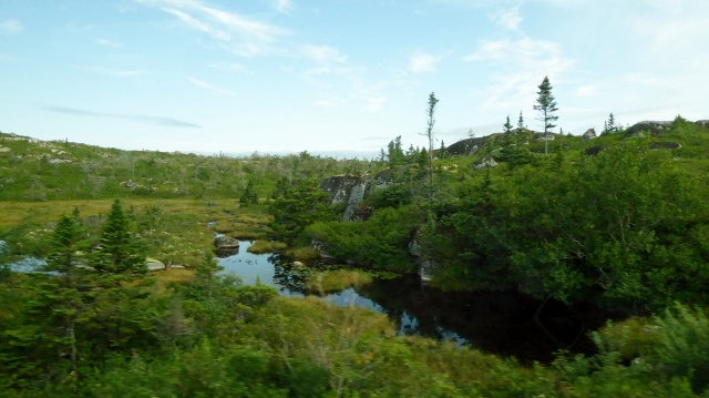 On our way to Peggy's Cove we pass thru some lovely countryside.