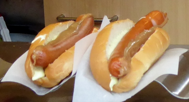 Everyone enjoys these hot dogs!