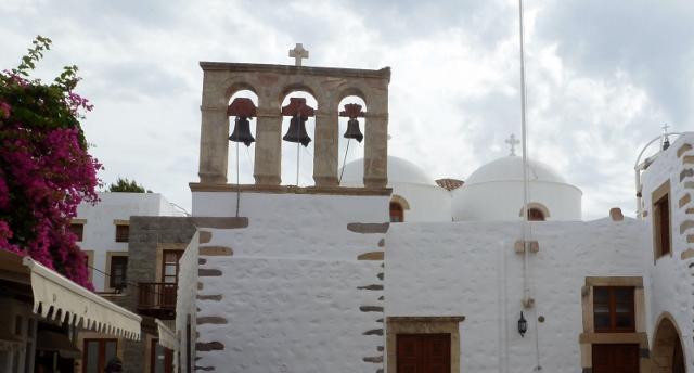 One of the more than 300 churches on the island!