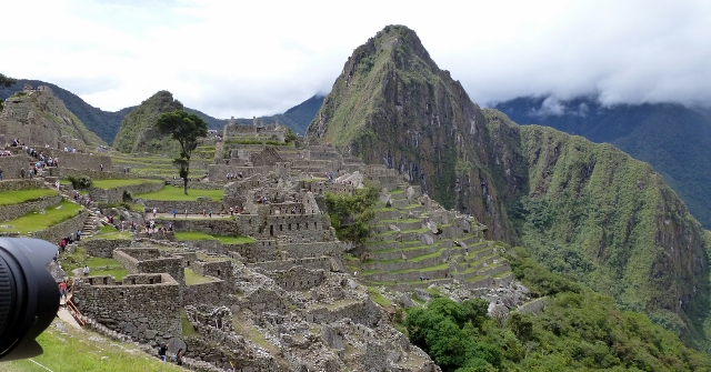 Ah but......Machu Picchu is spectacular!