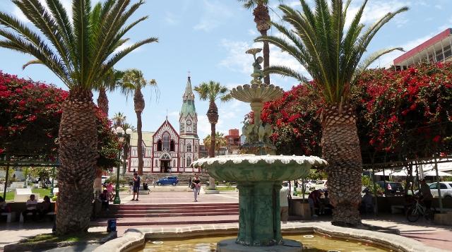 San Marcos de Arica Church.