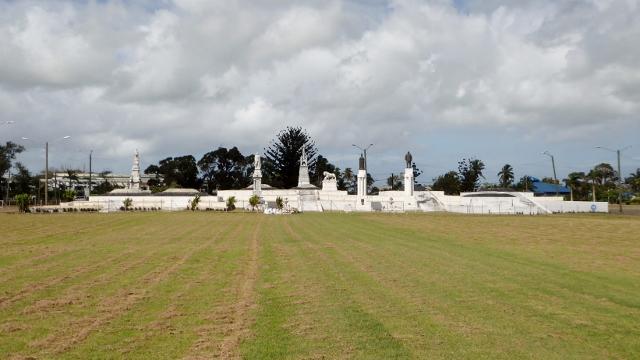 Malae Kula, Royal Tombs.