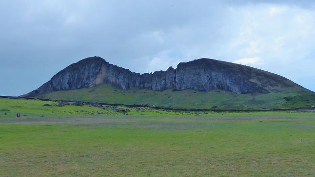 The Quarry Rano Raraku