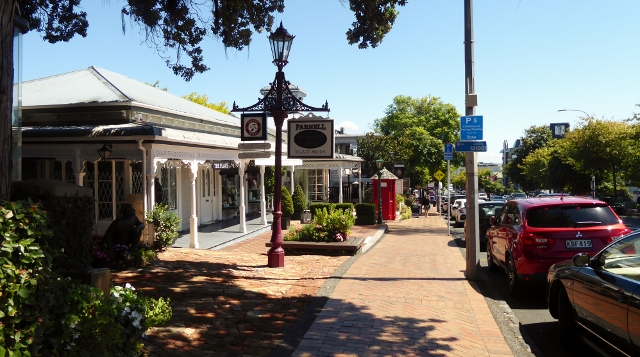 The Parnell Village Shops
