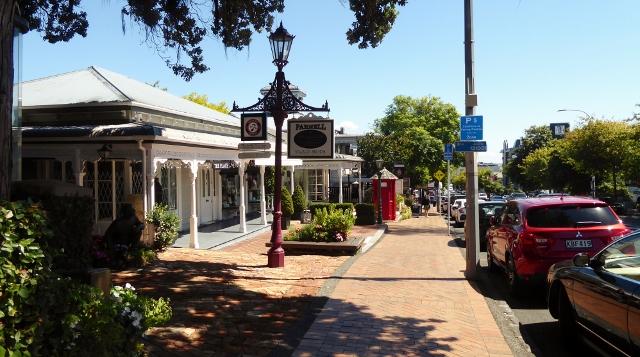 The Parnell Village Shops